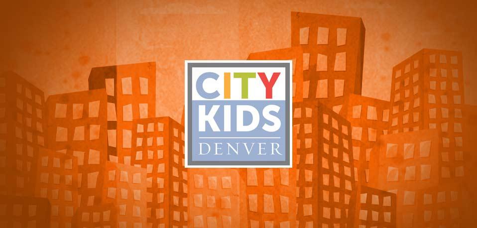 City Kids - Sunday @ 9AM