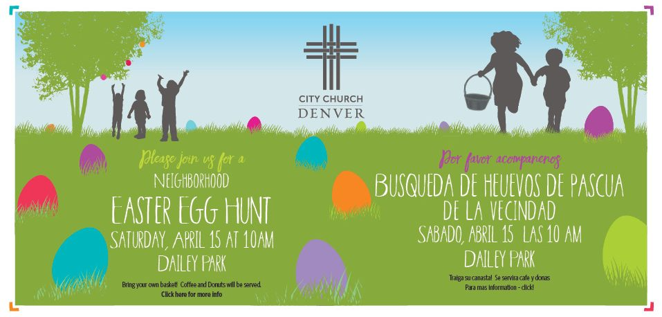 Apr 15, 2017 CCD Easter Egg Hunt at Dailey Park